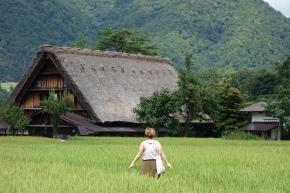 Giappone: Shirakawa-go è un luogo per cui non servonoparole