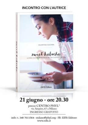 "#theydidit / Foodie Edition: intervista a Valentina, ""Sweet Kabocha"" e il suo primo libro"