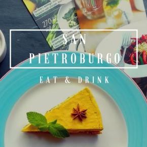 Mangiare e bere a SanPietroburgo