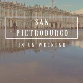 Non solo Hermitage: San Pietroburgo in 4giorni